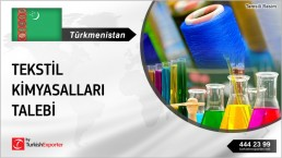 TEXTILE INKS DYES CHEMICALS PRICE REQUEST FROM TURKMENISTAN