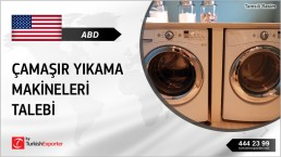 LAUNDRY WASHER AND DRYER PURCHASING RFQ FROM USA