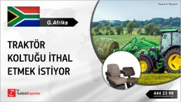 UNIVERSAL TRACTOR SEATS FCL ORDERING IN SOUTH AFRICA