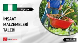 WHEEL BARROWS, SHOVELS QUOTATION REQUEST FROM NIGERIA