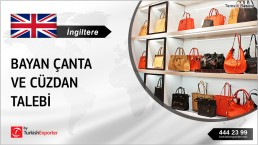 WOMEN'S BAGS, PURSES OFFER REQUEST FROM UNITED KINGDOM