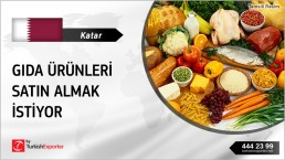 FOOD RELATED PRODUCTS, MEATS AGENCY REQUEST FROM QATAR