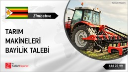 AGRICULTURE PLANTERS DISTRIBUTORSHIP REQUEST FROM ZIMBABWE