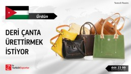 LEATHER HANDBAGS PRIVATE LABEL PRODUCTION REQUEST FROM JORDAN