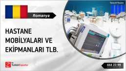 OFFER REQUESTED FOR MEDICAL EQUIPMENTS FOR HOSPITAL IN ROMANIA