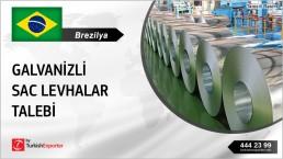 GALVANIZED STEEL COILS PURCHASING RFQ FROM BRAZIL