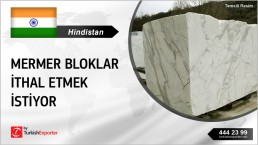 MARBLE BLOCKS REQUIRED TO SUPPLY TO INDIA