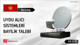 SATELLITE EQUIPMENTS REQUESTED TO IMPORT IN MONTENEGRO