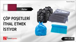 GARBAGE BAGS REQUIRED FOR QATAR MARKET