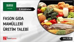 PRIVATE LABELING FOODSTUFFS INQUIRY FROM SAUDI ARABIA