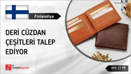 LEATHER PRODUCTS WALLETS REQUESTED TO SELL IN FINLAND