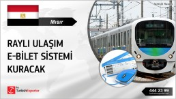E-TICKETING SYSTEMS FOR RAILWAY REQUIRED IN EGYPT