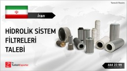 HYDRAULIC SYSTEM FILTERS PRICE REQUEST FROM IRAN
