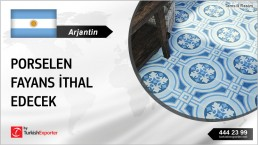 PORCELAIN TILES TO SUPPLY IN ARGENTINA