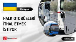 CITY BUSES AND COACHES OFFER REQUEST FROM UKRAINE