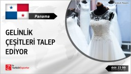 PANAMA LOCATED CLIENT WANT TO IMPORT WEDDING DRESSES