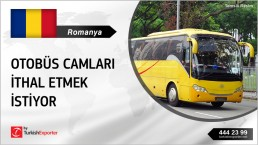 ROMANIAN COMPANY WANT TO BUY GLASS FOR BUSES
