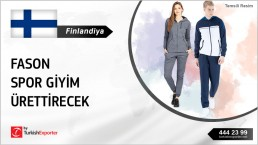 REQUEST FOR WORKOUT CLOTHING TO IMPORT TO FINLAND
