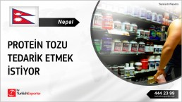 PROTEIN POWDER PURCHASING FROM NEPAL