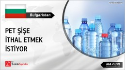 PET WATER BOTTLES REGULAR ORDERING FROM BULGARIA