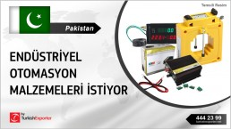 INDUSTRIAL ELECTRIC ELECTRONIC ENQUIRY FROM PAKISTAN