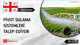 PIVOT IRRIGATION SYSTEM NEEDED IN GEORGIA