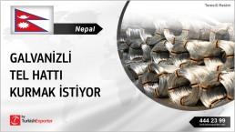 GALVANIZED IRON WIRE REGULAR IMPORT INQUIRY FROM NEPAL