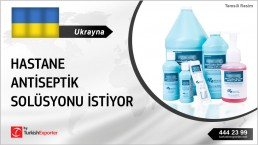 HOSPITAL ANTISEPTIC SOLUTIONS TO SUPPLY IN UKRAINE