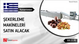 CEREAL BAR-PEANUT BAR PRODUCTION LINE REQUESTED IN GREECE