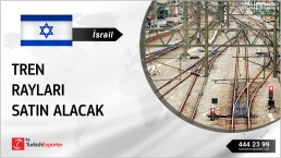 RAIL SECTIONS 253 KM LONG IMPORTING TO ISRAEL