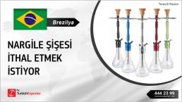 HOOKAH BASES (VASES) PURCHASING FROM BRAZIL