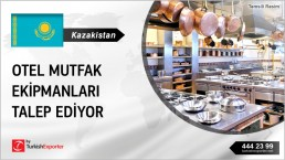 RFQ FOR KITCHENWARE AND EQUIPMENT FOR HOTEL IN KAZAKHSTAN