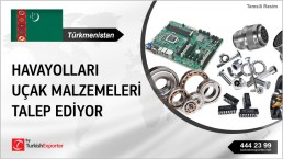 AIRCRAFT SPARE PARTS IMPORT INQUIRY FROM TURKMENISTAN