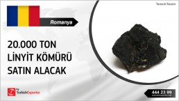 LIGNITE COAL 20.000 MTONS MONTHLY IMPORT INQUIRY FROM ROMANIA