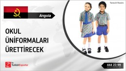 School Uniforms Offer Request from Angola