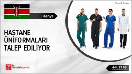 Hospital Uniforms, Gowns, Pyjamas Request from Kenya