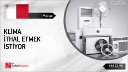 Air Conditioners Import Inquiry from Malta