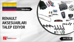 Renault Accesories to Export to Colombia