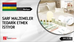 Hotel Guest Amenities Request from Mauritius