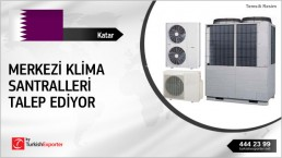 Air Conditioners Made in Turkey Required in Qatar