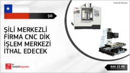CNC vertical machine centre required in Chile