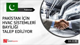 HVAC Products to import for Pakistan Market