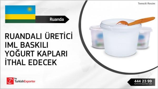IML PP Yoghurt Cups 120g, 150g, 250g, 400g to supply in Rwanda