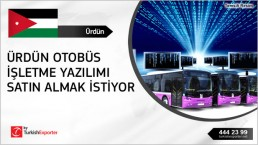 Bus Management IT Systems to import to Jordan