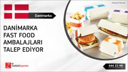Fast Food Takeaway Packagings to import to Denmark