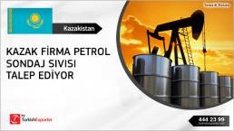 Drilling fluids to supply in Kazakhstan