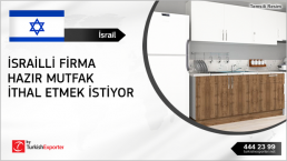 Kitchen Cabinets – Israel
