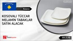 Melamine plates for horeca sector to supply in Kosovo