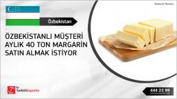 Margarine importing