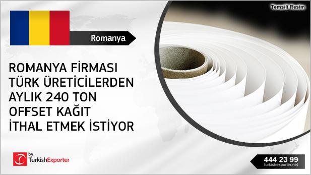 2594-Romanya-Kağıt,